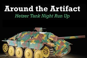 Hetzer Tank Night