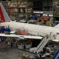 Future of Flight and Boeing Tour