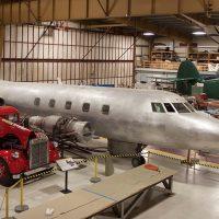 Museum of Flight's Restoration Center & Reserve Collection