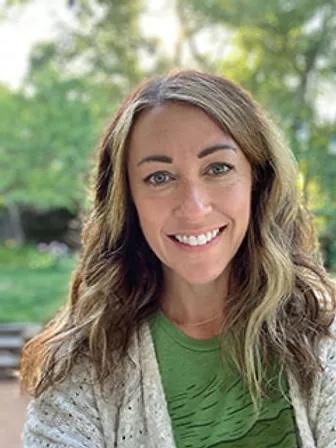 Kristin Hammer owner of Nature Together